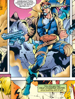 Benjamin Grimm (Earth-295) from X-Universe Vol 1 1 0001