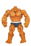 Benjamin Grimm (Earth-616) from Marvel Universe (Toys) Comic Packs Series 1 (Secret Wars 25th Anniversary) 0001