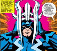 Blackagar Boltagon (Earth-616) reclaims the Inhuman royal crown from Fantastic Four Vol 1 47