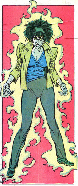 Brigid O'Reilly (Earth-616) from Official Handbook of the Marvel Universe Vol 2 8 001