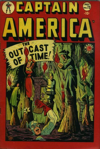 Captain America Comics Vol 1 73