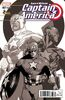 Captain America Sam Wilson Vol 1 7 Comic Con Box Sketch Variant