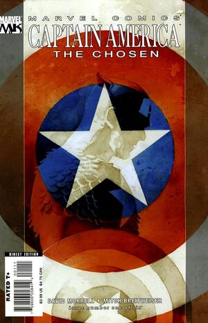 Captain America The Chosen Vol 1 1