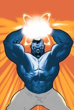 Captain Universe Incredible Hulk Vol 1 1 Textless
