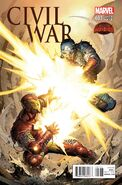 Civil War Vol 2 3 Cheung Variant
