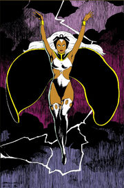 Classic X-Men Vol 1 2 Back Cover