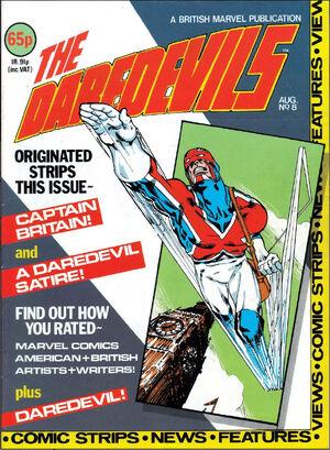Daredevils Vol 1 8