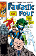 Fantastic Four Vol 1 292