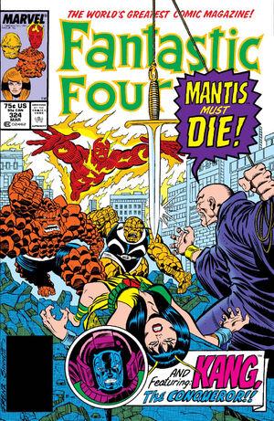 Fantastic Four Vol 1 324