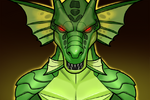 Fin Fang Foom (Earth-TRN562) from Marvel Avengers Academy 002