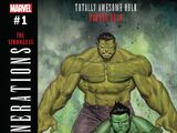 Generations: Banner Hulk & The Totally Awesome Hulk Vol 1 1