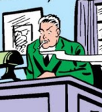 Harris (Earth-616) from Marvel Comics Vol 1 1 0001