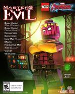 Helmut Zemo (Earth-13122) from LEGO Marvel's Avengers 003