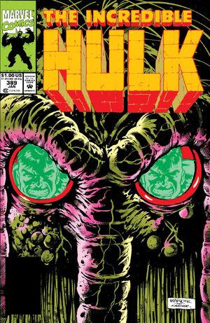 Incredible Hulk Vol 1 389