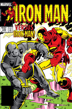 Iron Man Vol 1 192