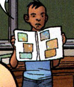 Julio (Midtown High) (Earth-1610) from Ultimate Spider-Man Vol 1 121 001