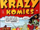 Krazy Komics Vol 1 13