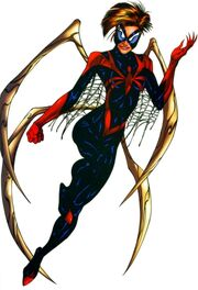 Martha Franklin (Earth-616) from Spider-Woman Vol 3 18 001
