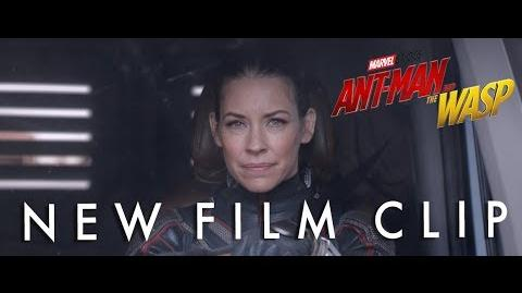 "Marvel Studios' Ant-Man and The Wasp ""Scenic Tour"" Film Clip"
