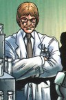 Miles Warren (Earth-52136) from What If Aunt May Had Died Instead of Uncle Ben Vol 1 1