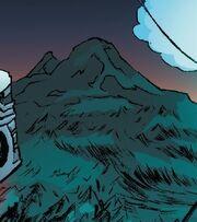 Mount Doom from Fantastic Four Vol 6 7 001
