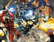 New Warriors (Earth-616) from New Warriors Vol 5 4 001