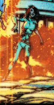 Opheila Sarkissian (Earth-13264) from Age of Ultron vs Marvel Zombies Vol 1 2 001