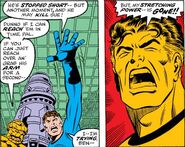 Reed Richards (Earth-616) loses his powers from Fantastic Four Vol 1 178