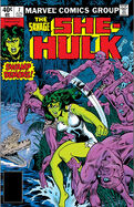 Savage She-Hulk Vol 1 7