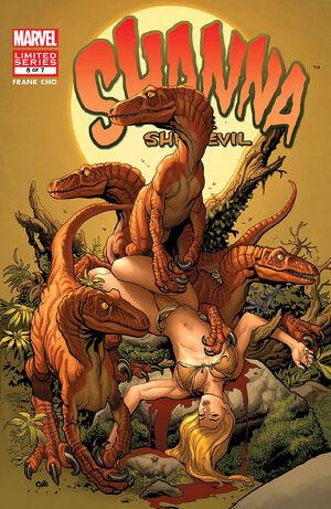 Shanna the She-Devil Vol 2 6