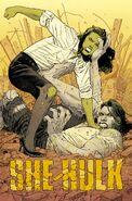 She-Hulk Vol 1 159 Evely Variant Textless