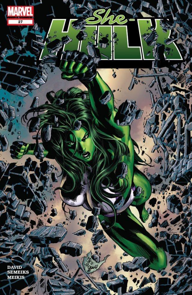 She-Hulk Vol 2 27