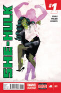 She-Hulk Vol 3 1