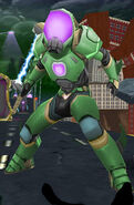 Sinister Soldiers (Multiverse) from Spider-Man Unlimited (video game) 007