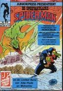 Spectaculaire Spiderman 82