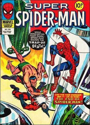 Super Spider-Man Vol 1 278