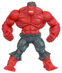 Thaddeus Ross (Earth-616) from Marvel Universe (Toys) Series I Wave III 0001