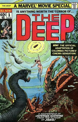 The Deep Vol 1 1