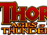 Thor Ages of Thunder Vol 1