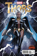 Thors Vol 1 3 Keown Variant