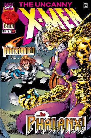 Uncanny X-Men Vol 1 343
