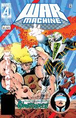 War Machine Vol 1 20
