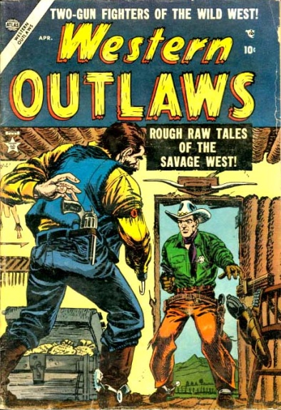 Western Outlaws Vol 1 2