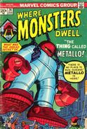 Where Monsters Dwell Vol 1 26