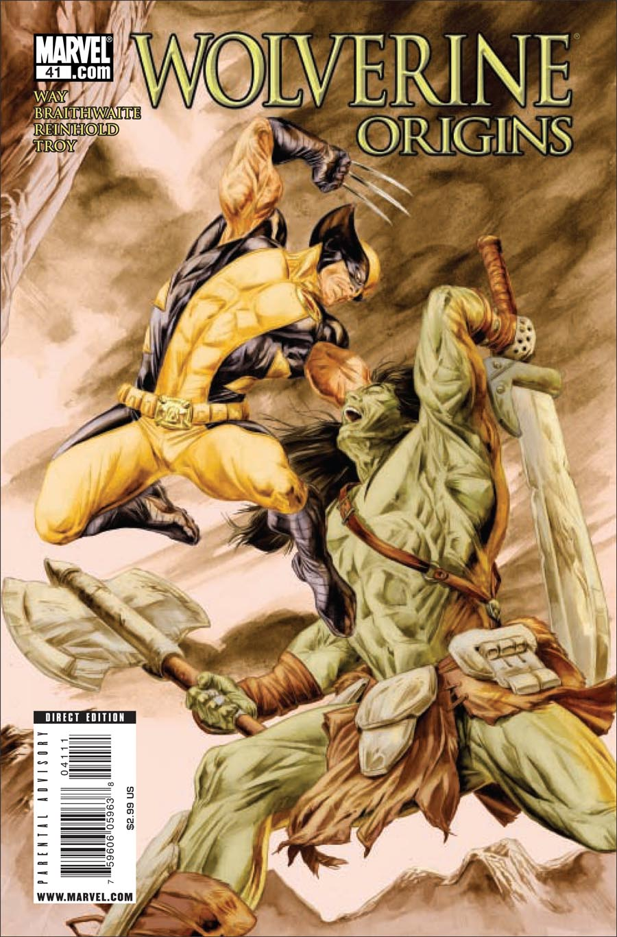Wolverine Origins Vol 1 41