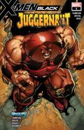 X-Men Black - Juggernaut Vol 1 1
