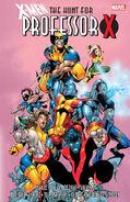 X-Men The Hunt for Professor X Vol 1 1