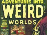 Adventures into Weird Worlds Vol 1 5
