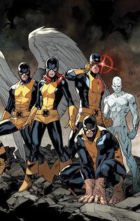All-New X-Men Vol 1 1 Textless