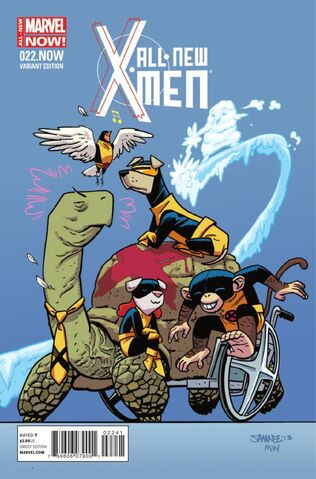 File:All-New X-Men Vol 1 22.NOW Animal Variant.jpg